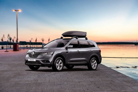 Renault Koleos Summer Edition
