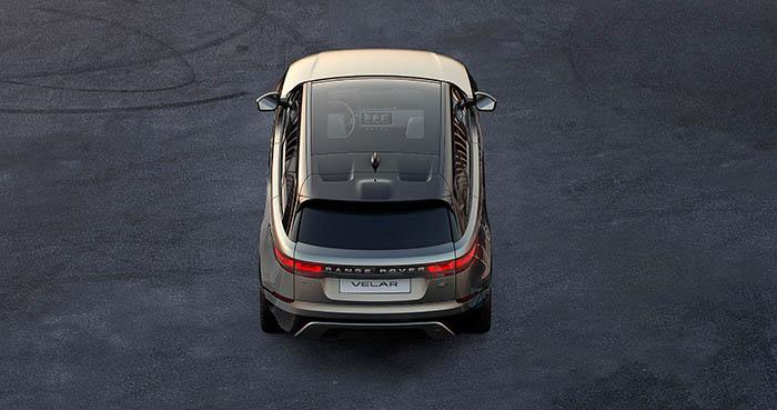 [Adelanto] Range Rover Velar, el nuevo integrante de la familia Range