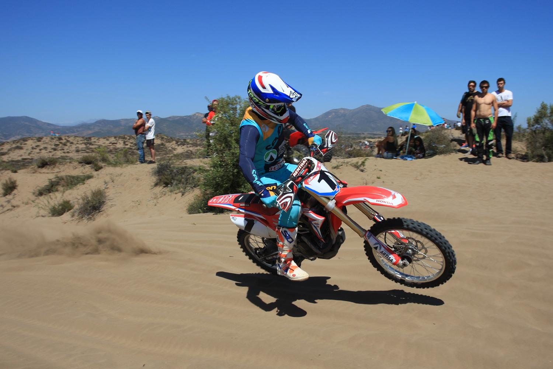 [Motociclismo] Leonardo Quintanilla se adjudicó la última fecha del Campeonato Chile Arenas 2017