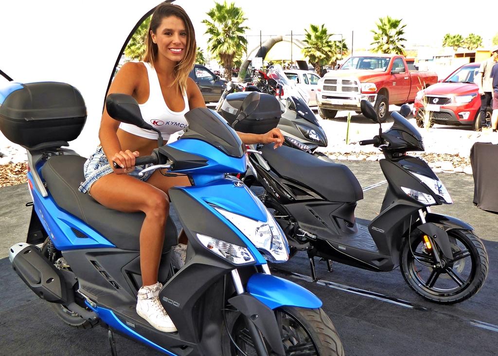 [Lanzamiento] Kymco entra con dos nuevos scooters a los segmentos entre 150 y 200 cc.