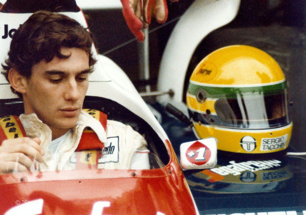 """[Columna F1] Entrevista a Enrique Scalabroni, """"Sólo un accidente puede detener a Senna"""""""