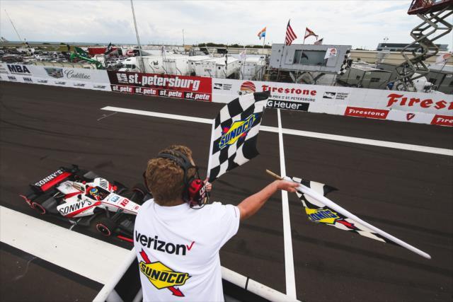 [IndyCar] Sebastien Bourdais con Dale Coyne Racing vencen en St.Pete