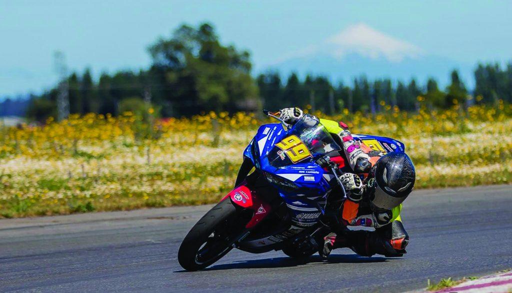 [Motociclismo] Isis Carreño está imparable en el Campeonato GP3 Chile