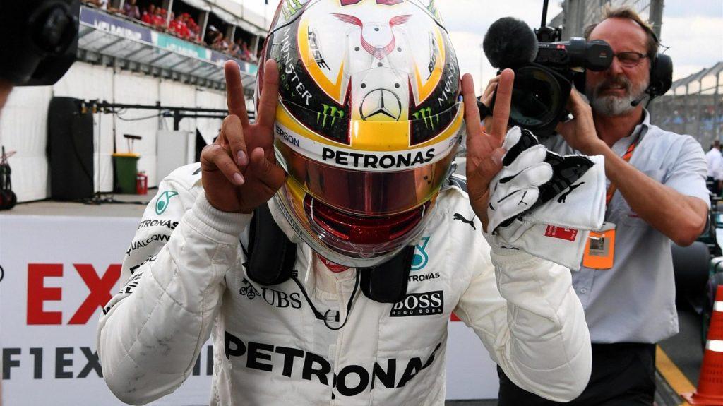 [Fórmula 1] Lewis Hamilton logra la pole para el Gran Premio de Australia
