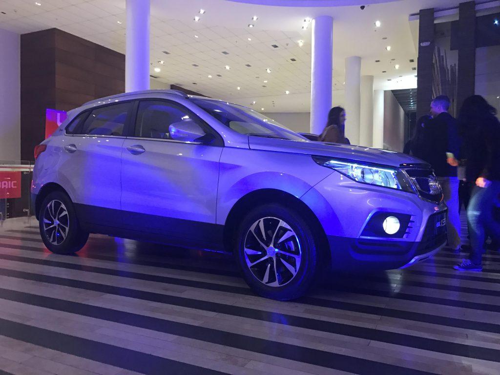 [Lanzamiento] BAIC X55, la nueva SUV de la marca de Beijing