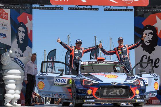 Dani Sordo y Marc Martí, Hyundai Motorsport