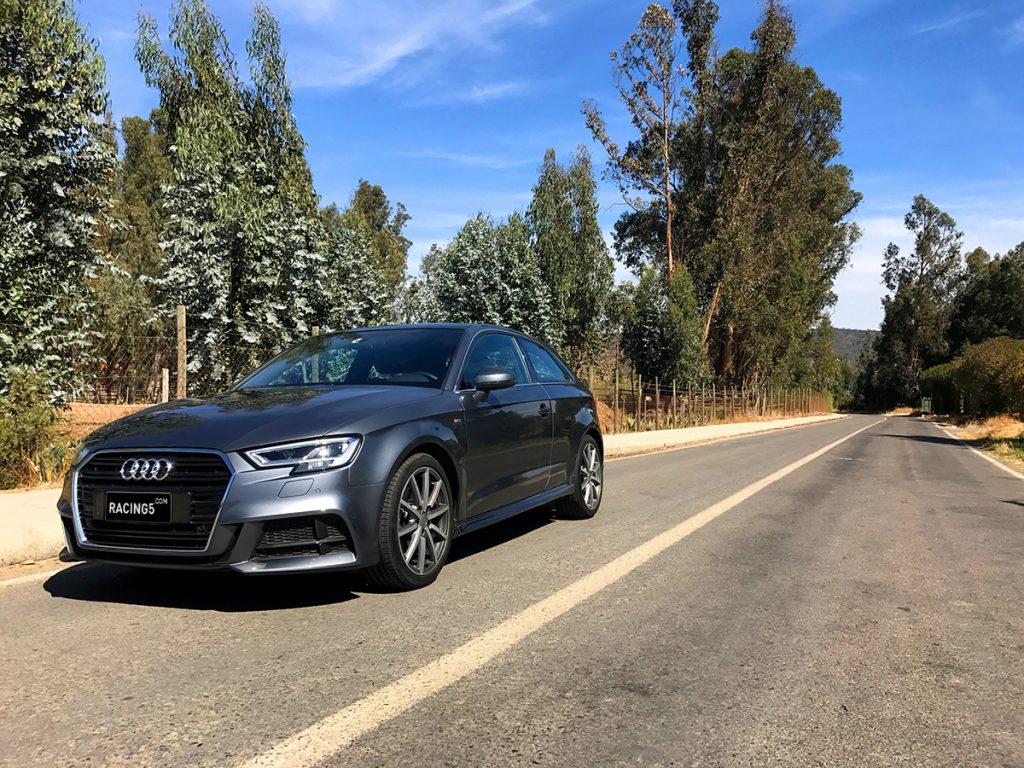 [Test Drive] Audi A3 2.0 TFSI, ágil y deportivo sin sacrificar comodidad