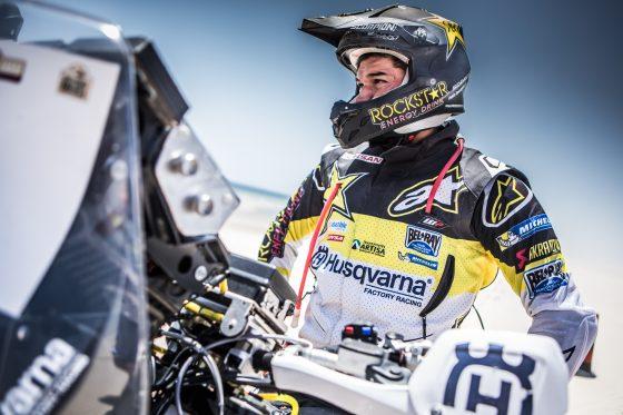 P.Quintanilla2, ganador Etapa 4 Rally Qatar