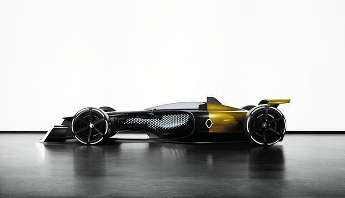 RS 2027 Vision, la exploración de Renault sobre el futuro de la Fórmula 1