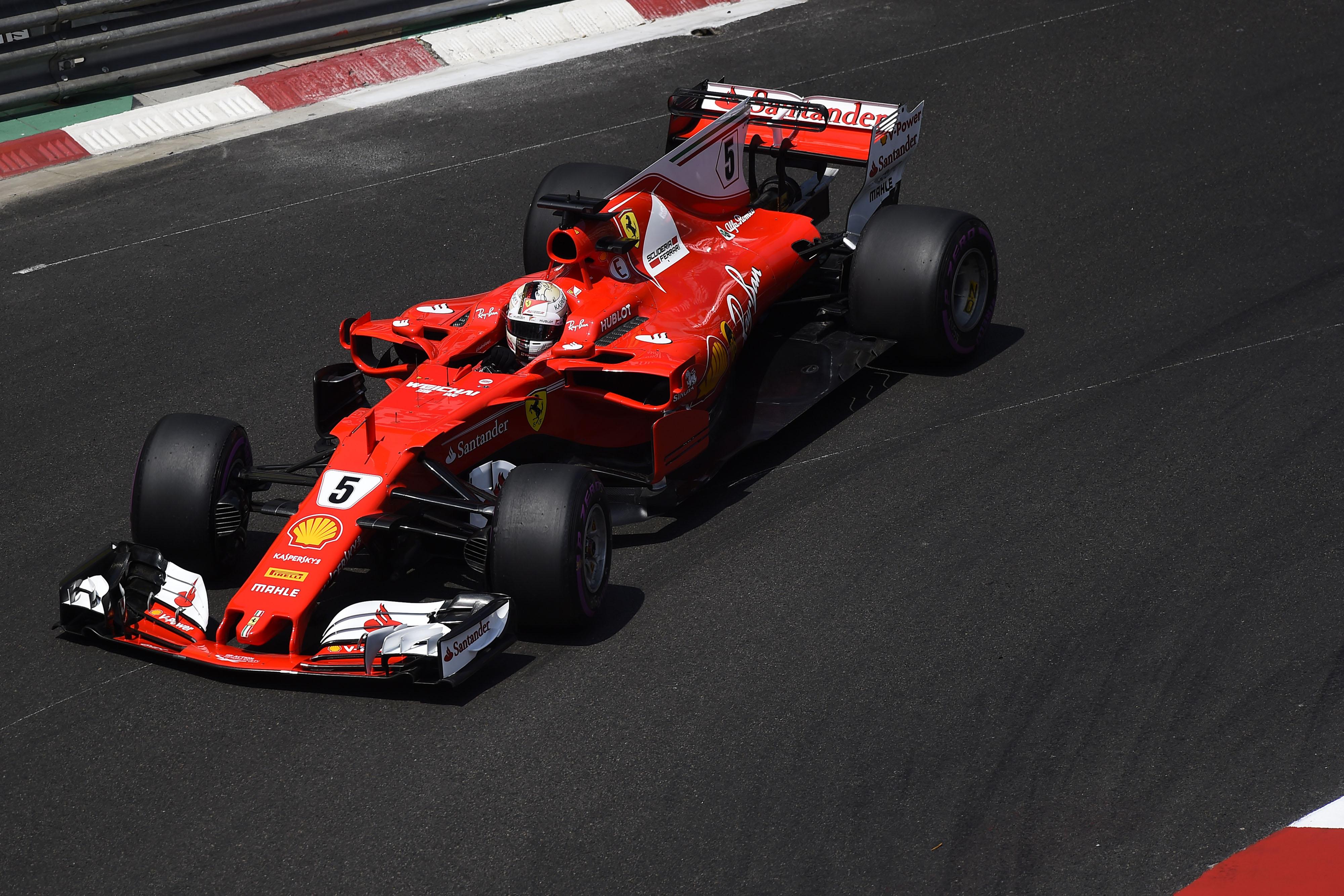 [Fórmula 1] Sebastian Vettel se adjudicó el Gran Premio de Mónaco