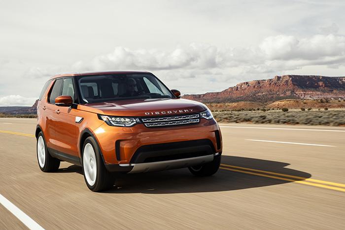 [Lanzamiento] All New Land Rover Discovery, versatilidad todoterreno