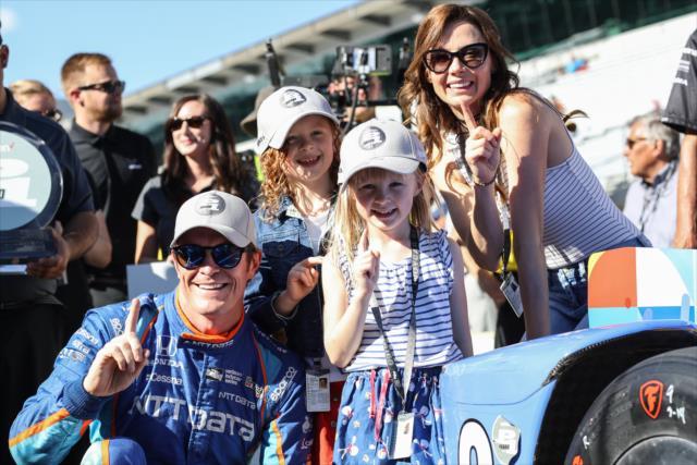 [IndyCar] Pole de Scott Dixon para la edición 101 de las 500 millas de Indianápolis