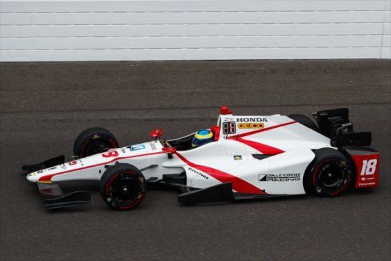 Sebastien Bourdais. Foto gentileza Chris Jones/IndyCar Media.