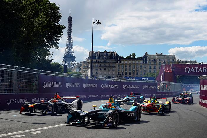 La FIA ratificó el paso de la Fórmula E por Santiago de Chile