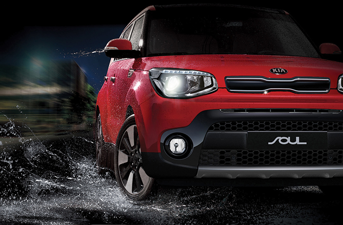 Kia Soul Special Pack