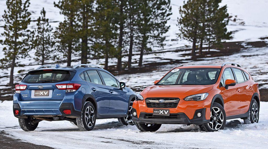 [Lanzamiento] Subaru XV, renovado y más tecnológico que nunca