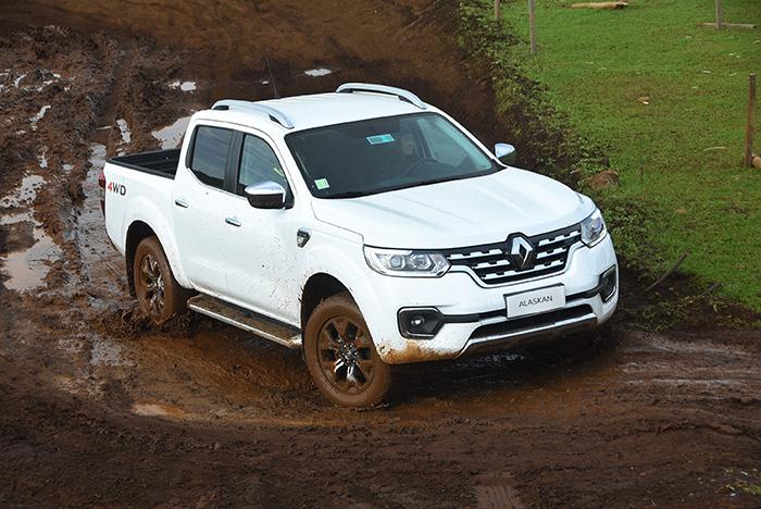 [Lanzamiento] Renault Alaskan, redefiniendo el concepto de grandeza