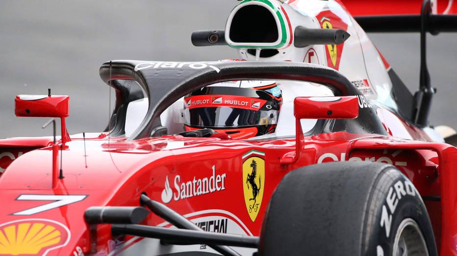 [Fórmula 1] Confirmado el HALO para 2018