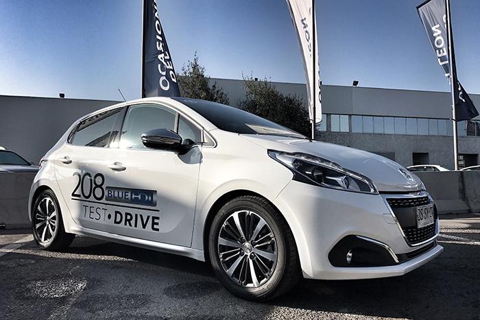 [Lanzamiento] Peugeot incorpora el motor BlueHDI 100 a su gama 208