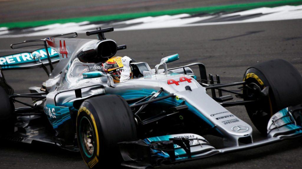 [Fórmula 1] Quinto Gran Premio Británico para Lewis Hamilton
