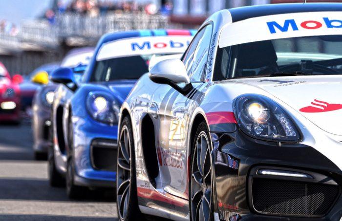 [Porsche Cayman GT4 Challenge] Potenciando el automovilismo de competición en Chile