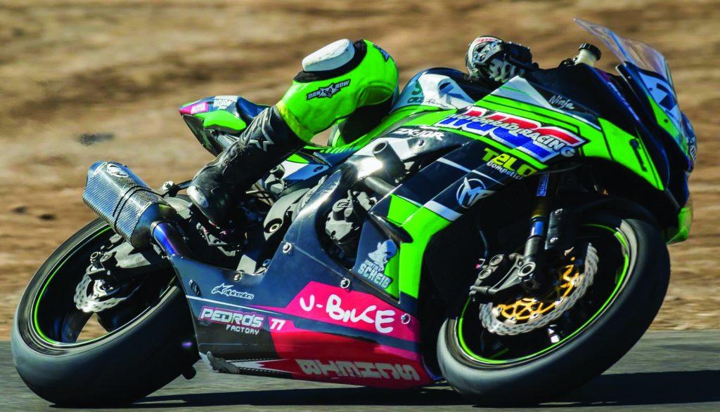 [Chilenos en el exterior/Motociclismo] Martín Scheib acelerará en la tercera fecha del Superbike Argentino