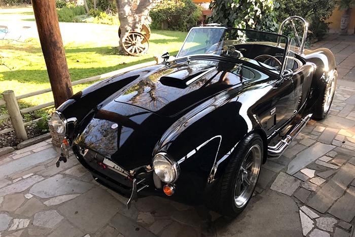 [Remate] Shelby Cobra Factory Five, tu oportunidad de hacerte de un ícono automotriz