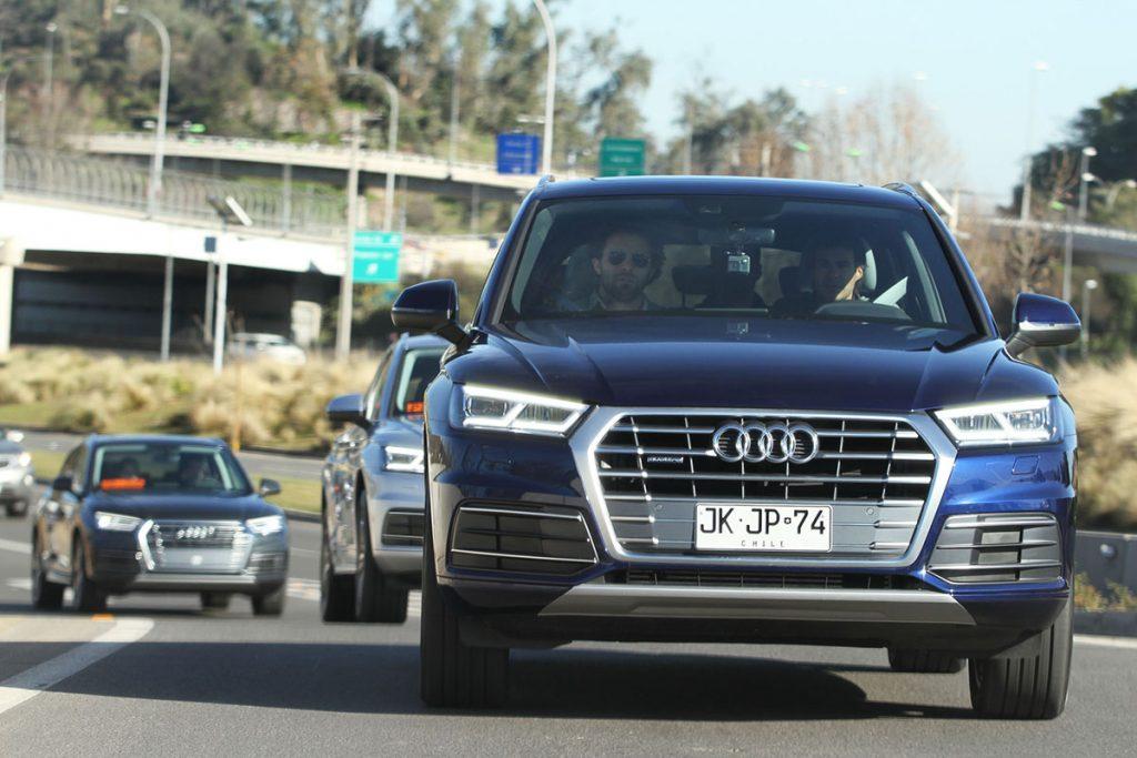 [Lanzamiento] Audi Q5, el best seller de los cuatro anillos se renueva
