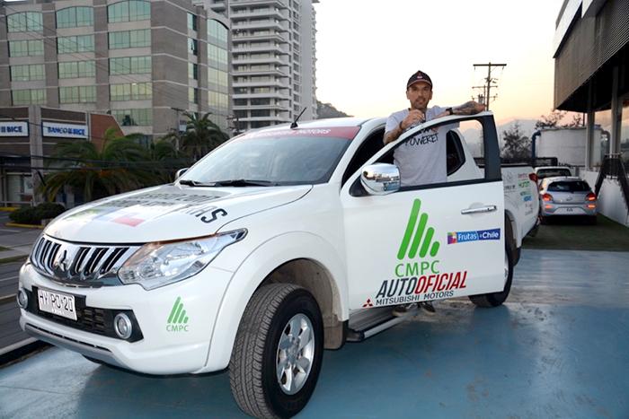 [Lifestyle] Mitsubishi Motors es el sponsor oficial del ultramaratonista Matías Anguita