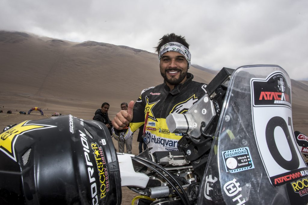 [Rally Cross Country] Pablo Quintanilla e Ignacio Casale se adjudicaron el Atacama Rally