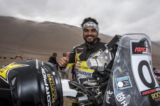 Pablo Quintanilla sumó su quinto título en el Atacama Rally (Imagen: RallyZone - Edoardo Bauer)