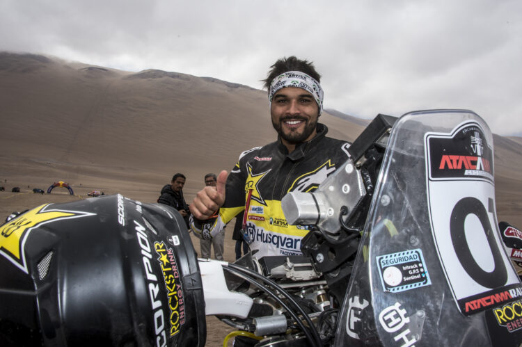 [Rally Cross Country] Pablo Quintanilla e Ignacio Casale se adjudicaron el Atacama Rally