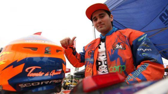 Tomás de Gavardo acelerará en el norte chileno (Imagen: Prensa Tomás de Gavardo)