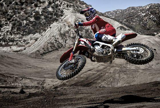 Test Drive Honda Motos