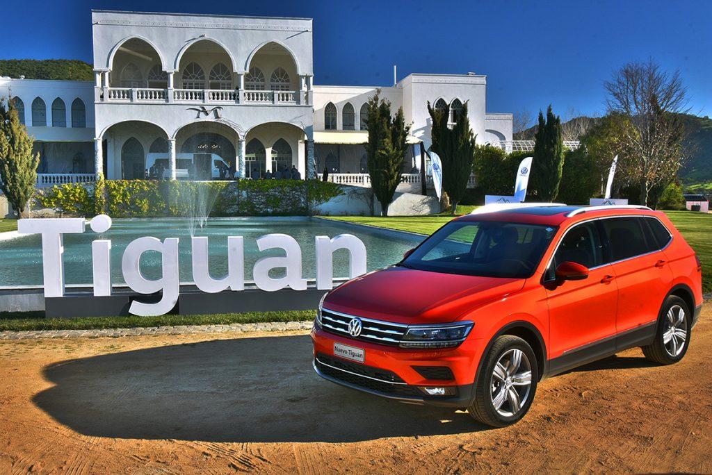 [Lanzamiento] Volkswagen All New Tiguan, con espacio para todos y para todo