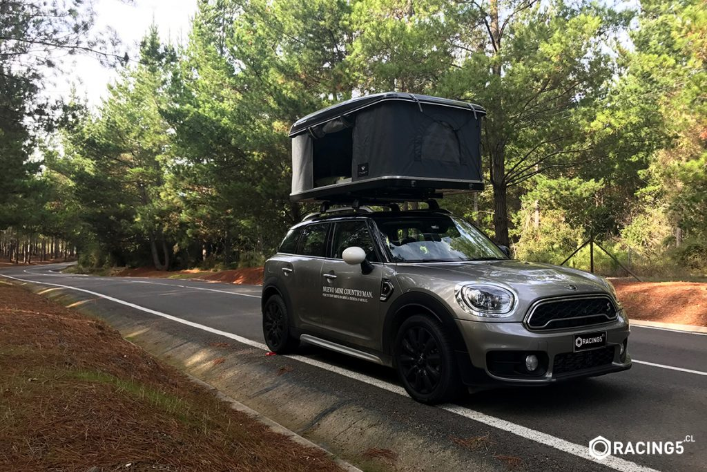 [Test Drive] MINI Countryman, el karting feeling en formato XL