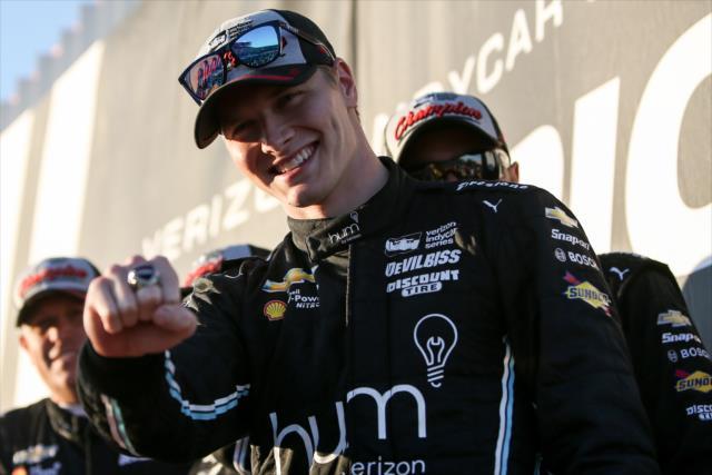 [IndyCar] Josef Newgarden, campeón 2017 de IndyCar