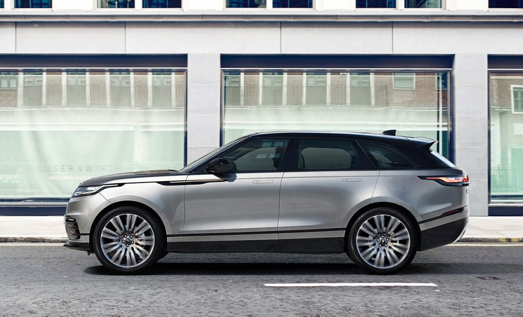 [Lanzamiento] Range Rover Velar, innovación y tecnología en lo último de Land Rover