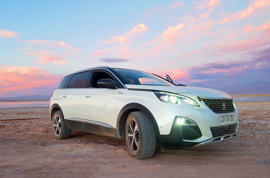 [Lanzamiento] Nuevo SUV Peugeot 5008, el el arribo del referente de 7 plazas de alta gama