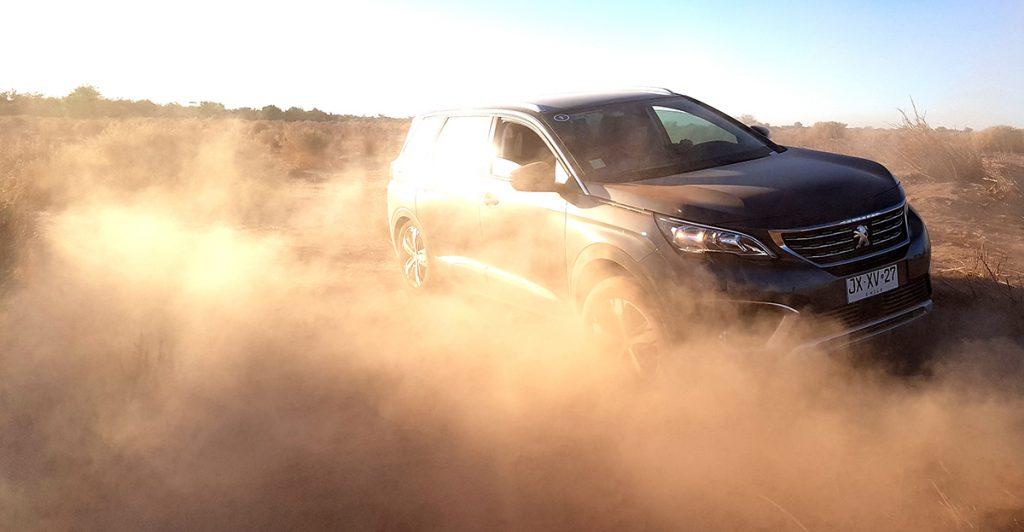 Nuevo SUV Peugeot 5008, enfocado en la experiencia