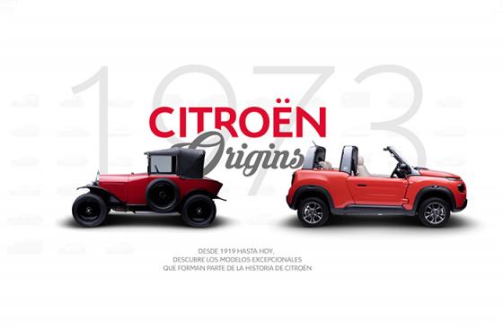 Citroen Origins