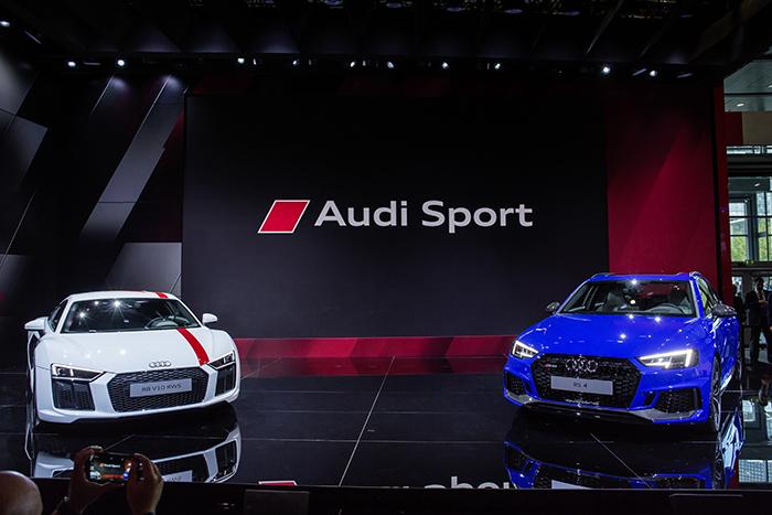 Audi Sport sube la apuesta y ofrecerá 16 modelos para 2020