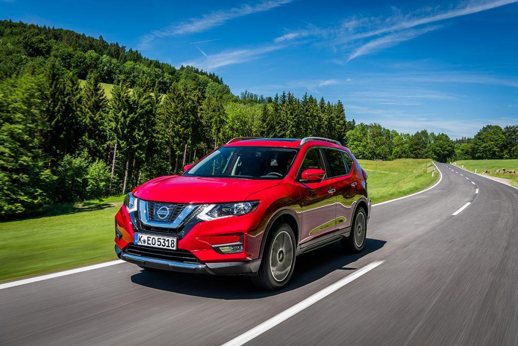 [Lanzamiento] Nissan X-Trail, lista para la aventura