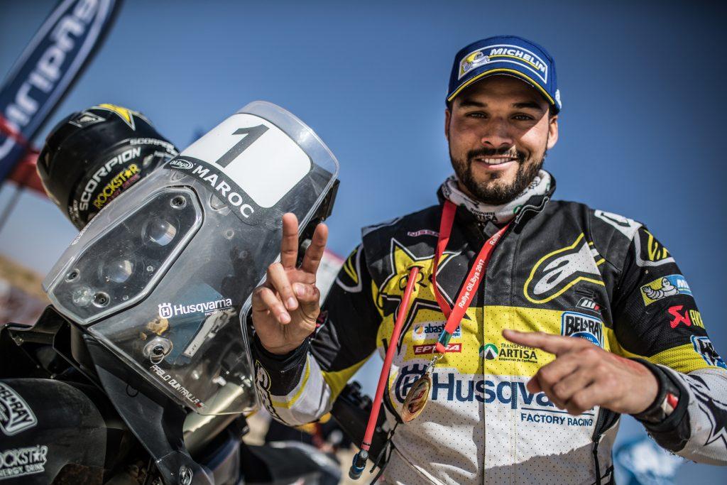 [Motociclismo] Pablo Quintanilla gana Premio Nacional del Deporte 2016