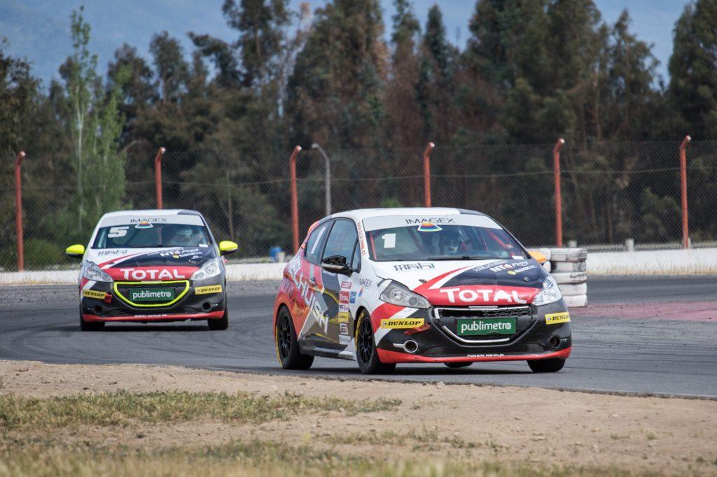 [Total TP Race by Dunlop] Patricio Naranjo se coronó bicampeón en Codegua
