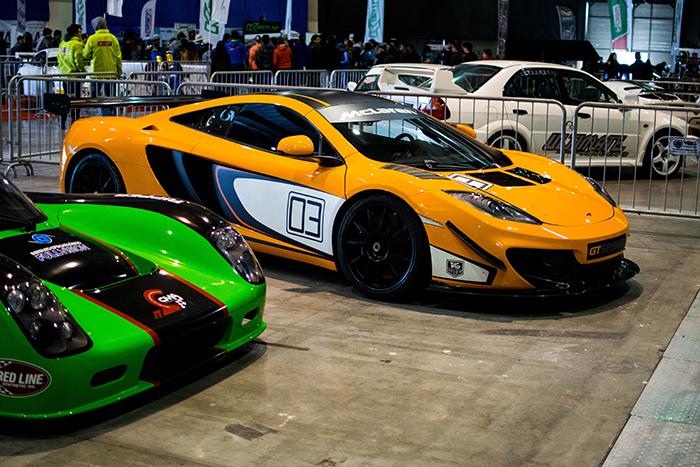 [Expo Zero300] Inédita subasta de autos deportivos, clásicos y de carreras