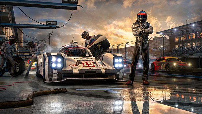 Porsche junto a Microsoft presentan el nuevo Forza Motorsport 7, el simulador de carreras más completo jamás creado