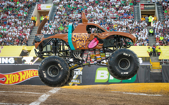 Monster Jam regresa a Chile