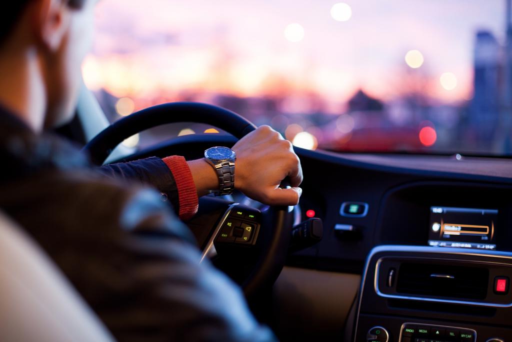 [Tips de conducción] Combatiendo los mareos en el auto