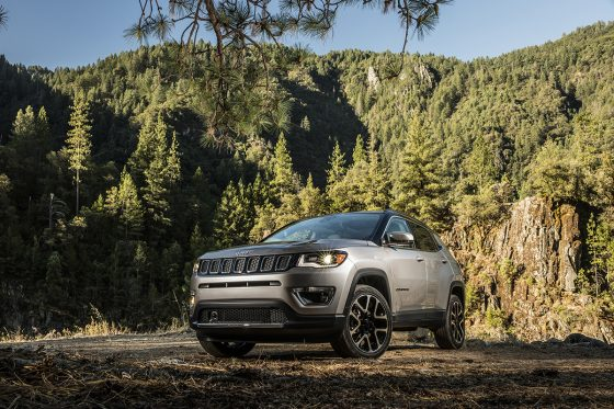 All-new 2017 Jeep Compass Limited